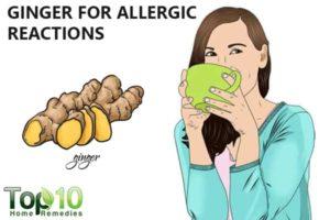 anti-histamínicos naturais eficazes para alívio de reações alérgicas