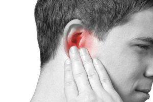 barotrauma de orelha