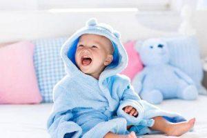 bebê impermeabilização