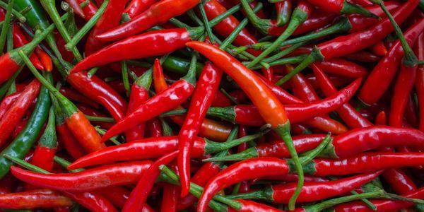 benefícios de comer alimentos picantes