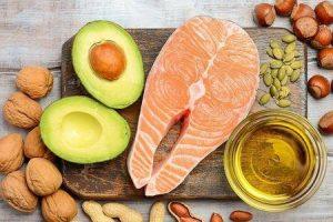 benefícios de saúde gratificantes de ômega 3s
