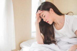 causas comuns de tontura quando deitado