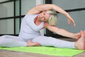como o yoga ajuda com a osteoporose