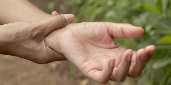 compreensão articulação do punho ou articulação radiocarpal