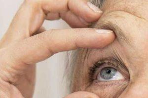 descolamento de retina causa sintomas de tratamento cirurgia de ultra-som