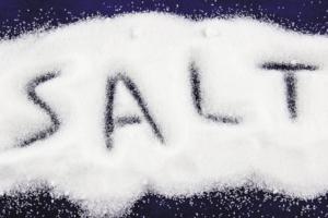 dieta com baixo teor de sódio