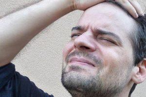 dor de cabeça de hipertensão
