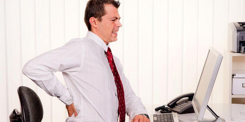 ergonomia do local de trabalho