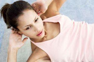 exercícios diferentes para acne