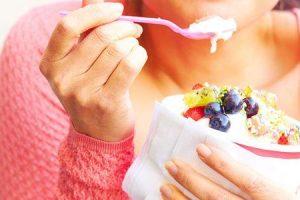 iogurte congelado saudável