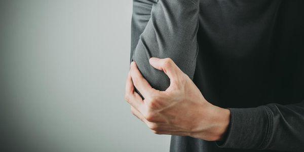 lesão de hiperextensão do cotovelo
