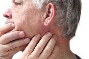 músculos da mandíbula apertados