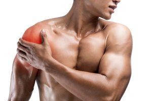 músculos doloridos