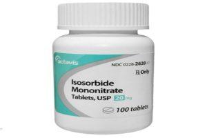 mononitrato de isossorbida