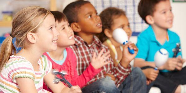 musicoterapia para crianças autistas