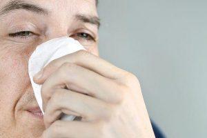 o que é abscesso nasal e como é tratado