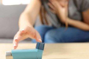 o que é status asthmaticus e como é tratado
