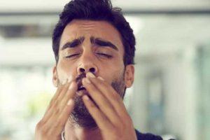 o que causa espirros e como pará-lo