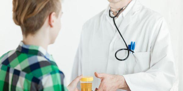 o que significa quando uma criança tem proteína na urina