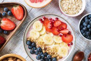 pequeno-almoço saudável para coração saudável