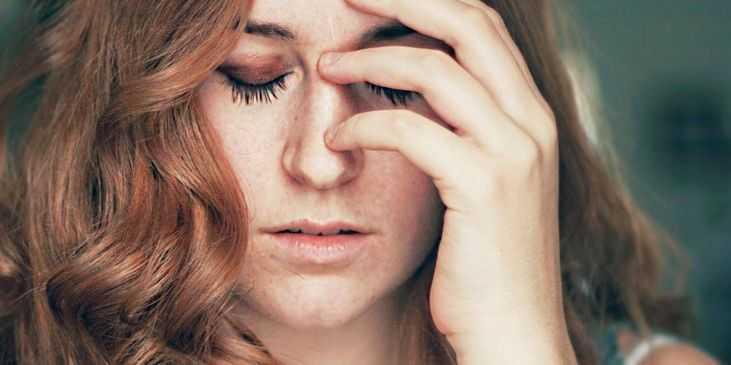 pode inchaço do disco cervical causar formigamento facial ou dor