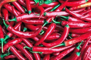 pode pimentas quentes ajudá-lo a perder peso