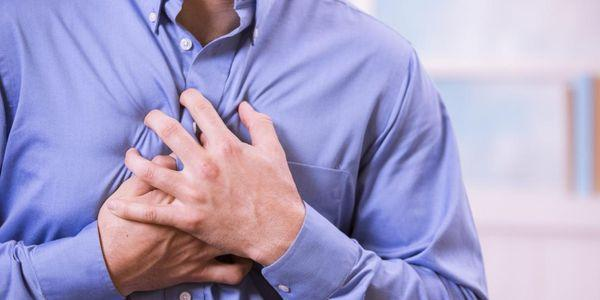 pode uma infecção cardíaca causar um ataque cardíaco