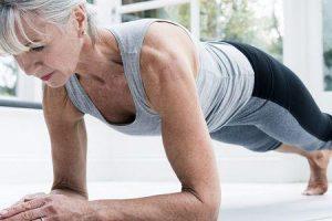 qual forma de exercício os idosos podem
