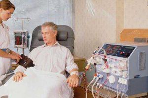 quanto tempo você pode viver com insuficiência renal em diálise