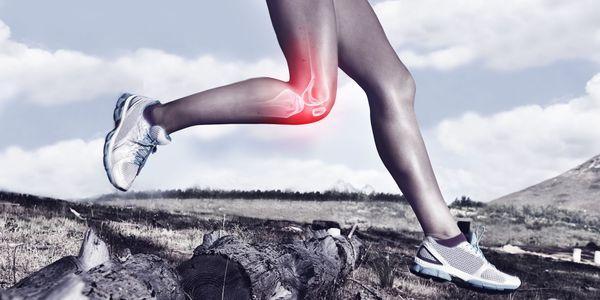 sapatos podem causar dor no joelho