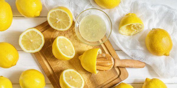 suco de limão bom para pressão alta