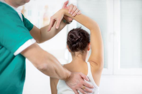 técnica sacro occipital ou ajuste sot em tratamento quiroprático