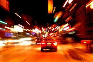 taquofobia ou medo da velocidade