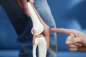 tendinite da articulação do joelho