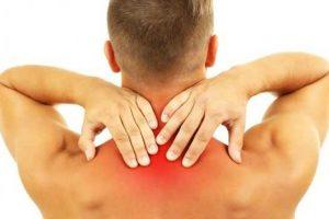 tensão no pescoço