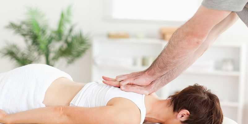tratamentos quiropráticos para dor nas costas