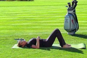yoga para golfistas