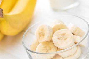 11 benefícios essenciais para a saúde da banana