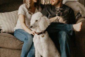animais de estimação melhorando a saúde