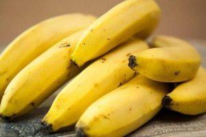 as bananas causam gás