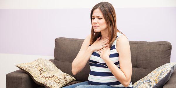 azia durante a gravidez