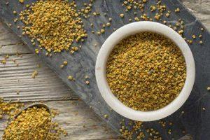 benefícios do pólen de abelha para a saúde da pele