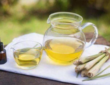 benefícios para a saúde e efeitos colaterais do chá de capim-limão