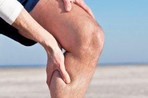 bezerro dor ou panturrilha dor muscular entorse tensão rasgada puxa causas tratamento pt