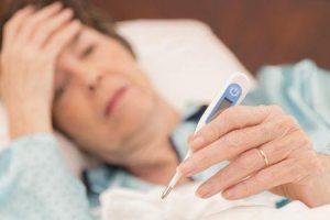 causas comuns de febre