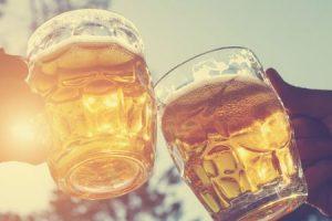 cerveja boa para rins