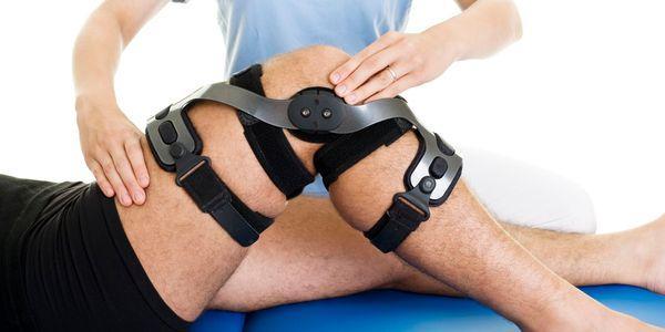 como se livrar da dor após uma cirurgia do ligamento cruzado anterior