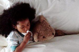 crupe ou laringotraqueobronquite em crianças