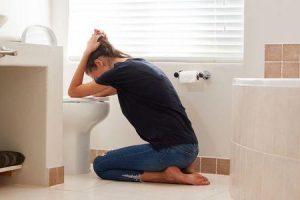 diarréia e vômito