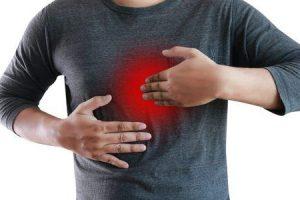 doença de refluxo ácido